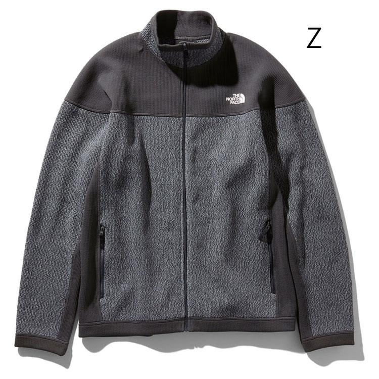 ○ノースフェイス NT61808・マウンテンテックセータージャケット(メンズ)