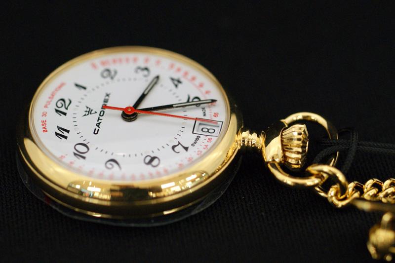 Dating pocket watch movement