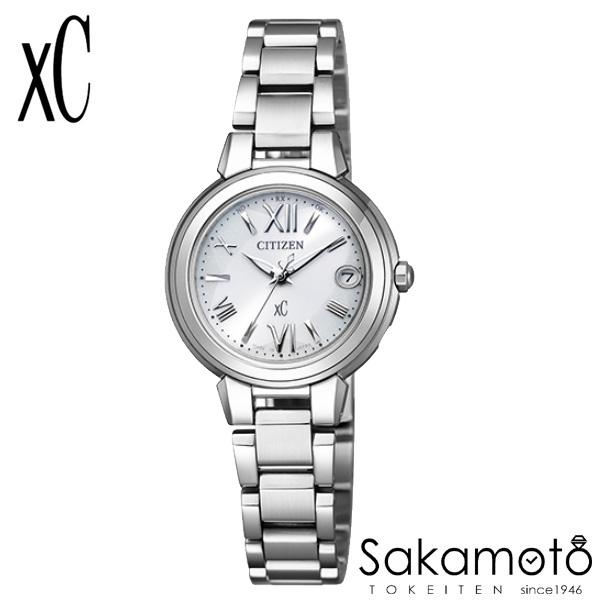 国内正規品 CITIZEN シチズン xC クロスシー 腕時計 ウォッチ 女性用 婦人用 レディース【XCB38-9132】