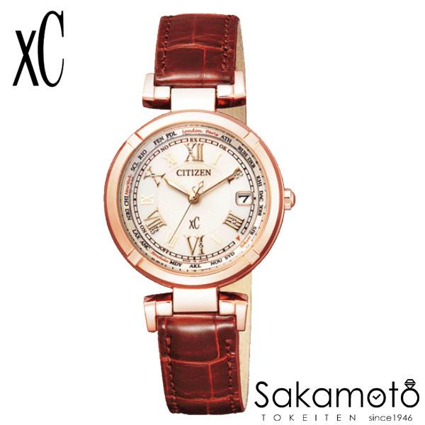 国内正規品 CITIZEN シチズン xC クロスシー 腕時計 ウォッチ 女性用 婦人用 レディース【EC1112-06A】AL