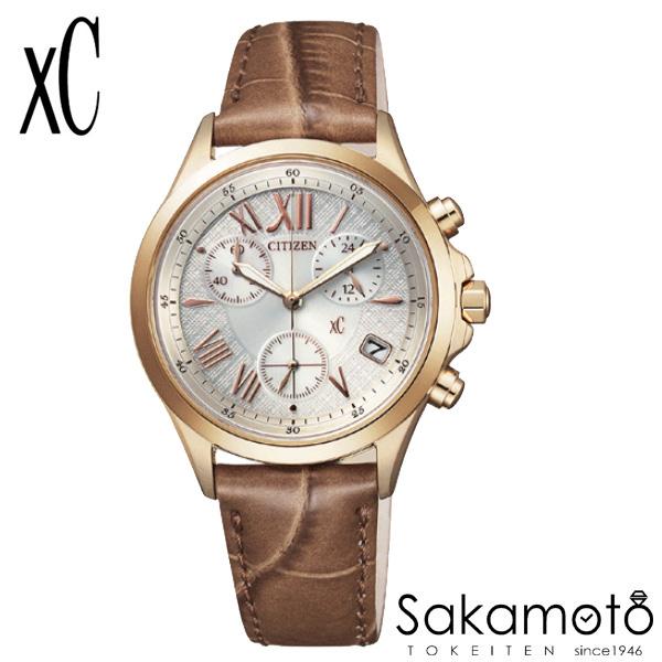 国内正規品 CITIZEN シチズン xC クロスシー 腕時計 ウォッチ 女性用 婦人用 レディース【FB1402-05A】