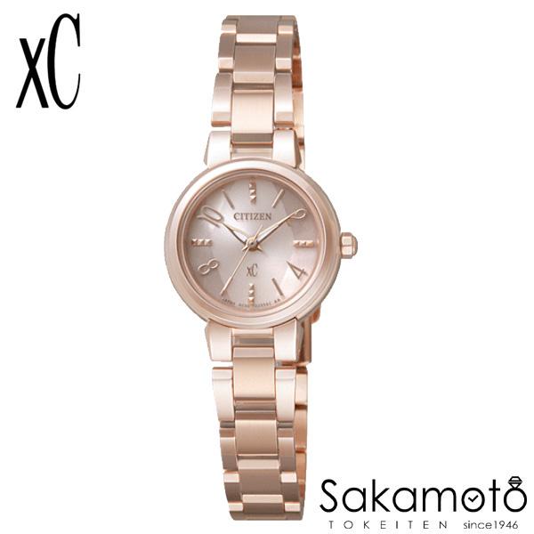 国内正規品 CITIZEN シチズン xC クロスシー 腕時計 ウォッチ 女性用 婦人用 レディース【XCB38-9143】