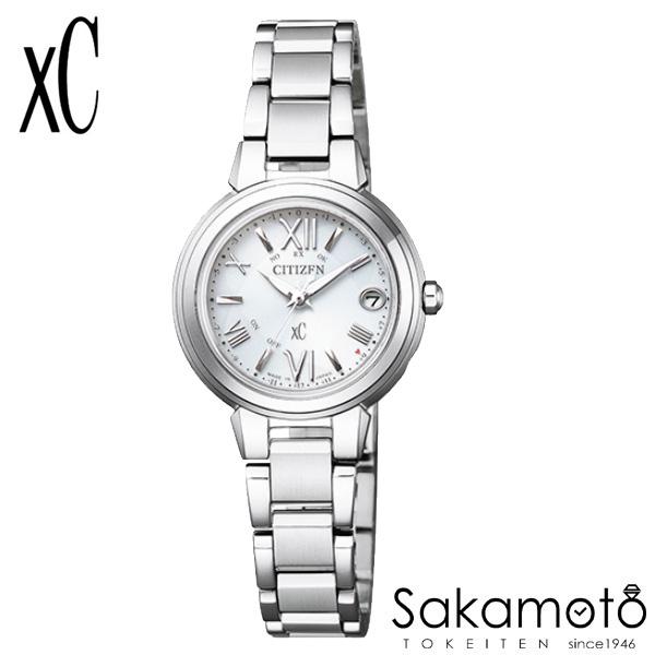 国内正規品 CITIZEN シチズン xC クロスシー 腕時計 ウォッチ 女性用 婦人用 レディース【ES9430-54A】