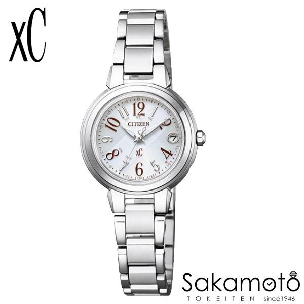 国内正規品 CITIZEN シチズン xC クロスシー 腕時計 ウォッチ 女性用 婦人用 レディース【ES9430-54B】
