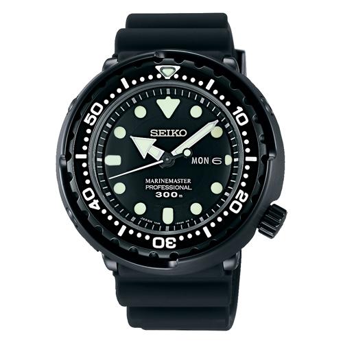正規品SEIKO(セイコー)PROSPEX(プロスペックス) ダイバースキューバ 300m防水 ダイバーズウォッチ 腕時計 メンズ【SBBN035】