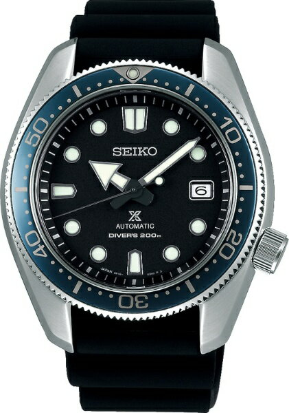 正規品SEIKO(セイコー)PROSPEX(プロスペックス) ダイバースキューバ 自動巻きメカニカス 腕時計 腕時計 メンズ【SBDC063】