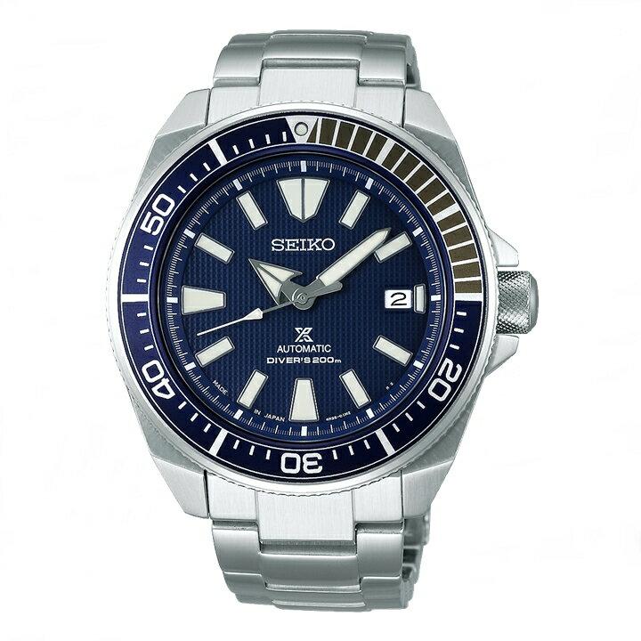 正規品SEIKO(セイコー)PROSPEX(プロスペックス) SAMURAI サムライ メカニカル 自動巻き ダイバー スキューバ 200m潜水用防水 【SBDY007】 腕時計 メンズ