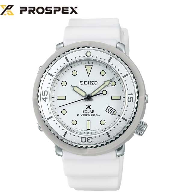 【スーパーSALEクーポンあり】国内正規品SEIKO(セイコー)PROSPEX(プロスペックス)ダイバースキューバ LOWERCASEプロデュースモデル ダイバーズウォッチ ソーラー 腕時計 ボーイズサイズ【STBR021】