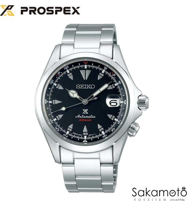 【あす楽】【コアショップ限定】正規品SEIKO(セイコー)PROSPEX(プロスペックス)【アルピニスト】200m防水 腕時計 メンズ【SBDC087】