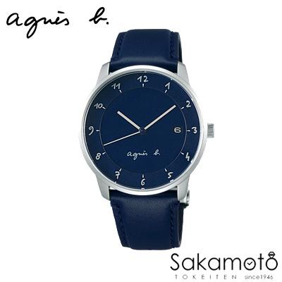 国内正規品アニエスベー【agnes b.】【MARCELLO!】腕時計 クオーツ 男女兼用 ユニセックス 日本製【FBRK999】