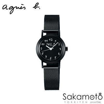 国内正規品アニエスベー【agnes b.】【MARCELLO!】腕時計 ソーラー 電池交換不要 レディース 女性用【FBSD943】