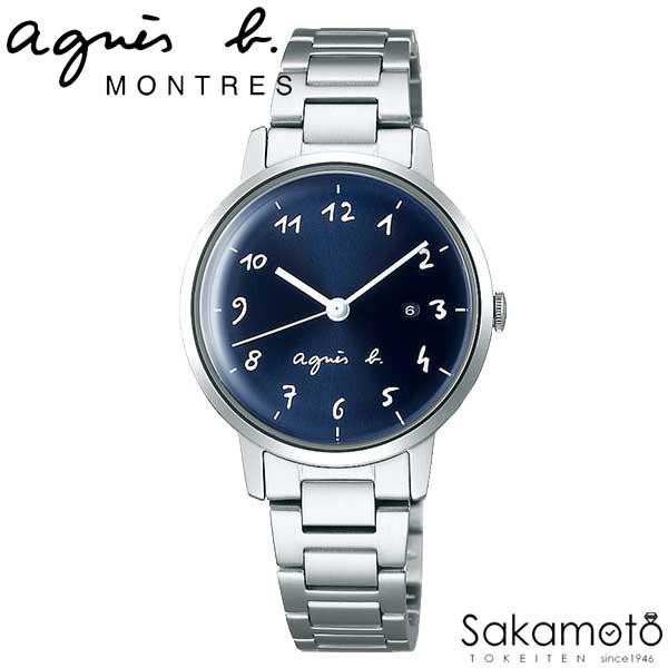 国内正規品アニエスベー【agnes b.】【MARCELLO!】腕時計 クオーツ 女性用 レディース【FCSK934】