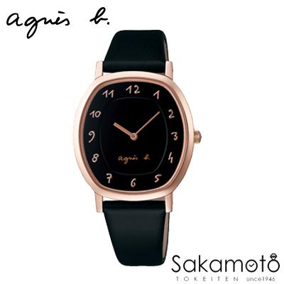 国内正規品アニエスベー【agnes b.】【MARCELLO!】腕時計 クオーツ 女性用 レディース【FCSK927】