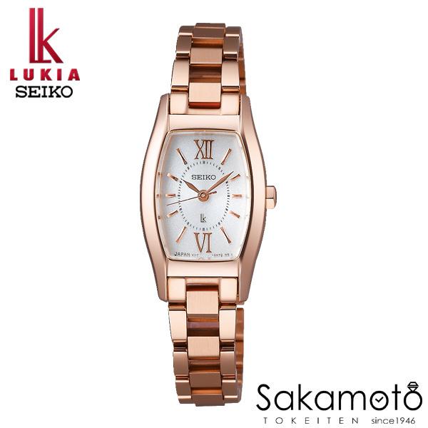国内正規品 SEIKO セイコー LUKIA ルキア ウォッチ 腕時計 ソーラー 女性用 婦人用 レディース【SSVR132】