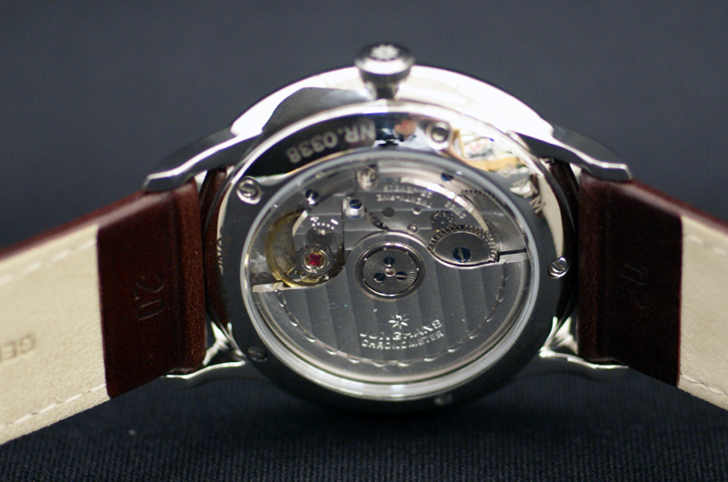 Genuine Germany made by Junghans Meister chronometer COSC certified model automatic white dial stainless steel case