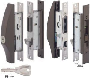 【MIWA】引違戸錠PSSL09-1LS型