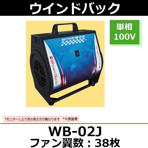 昭和電機 ウインドバック WB-02J 単相100V