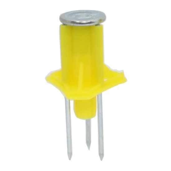 軽天井や電気 空調設備 上下水道 人気激安 スプリンクラー等の配管設備 乾産業 釘抜型断熱インサート 8×80 カラー:選択 入数:200個 W3 全国一律送料無料