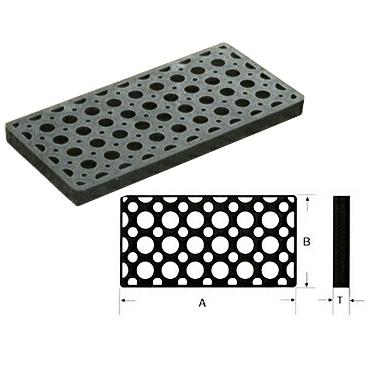 レベル調整用プレート モデル着用 注目アイテム 乾産業 未使用品 プラレベル L10 200mm×100mm 厚み10mm 入数:10枚 束