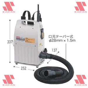 マキタ(makita) 421S(P) 粉じん専用携帯用集じん機 2.2L【後払い不可】