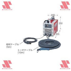 マキタ(makita) AP37 エアプラズマ切断機 新インバータ制御採用モデル【後払い不可】