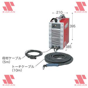 マキタ(makita) AP371 エアプラズマ切断機 新インバータ制御採用モデル【後払い不可】
