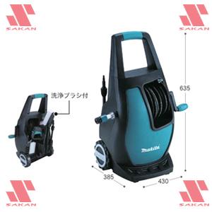 マキタ(makita) MHW0800 電動式高圧洗浄機 吐出圧7.5MPa 清水専用【後払い不可】