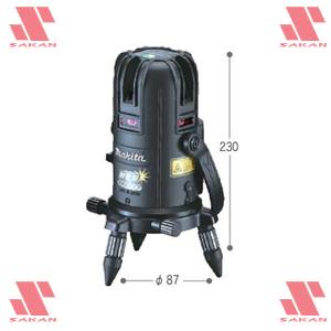 マキタ(makita) SK502PHZ 耐衝撃屋内・屋外兼用墨出し器 高輝度+ラインポイント フルライン【後払い不可】