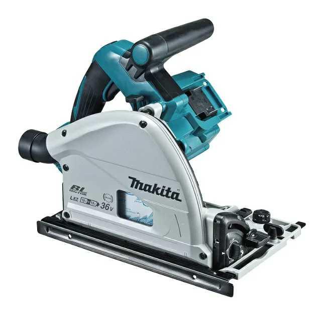 マキタ(makita) 18V+18V(36V) 165mm充電式プランジマルノコ本体のみ SP601DZ 無線連動対応(バッテリ、充電器、ケース、定規等別売)【後払い不可】