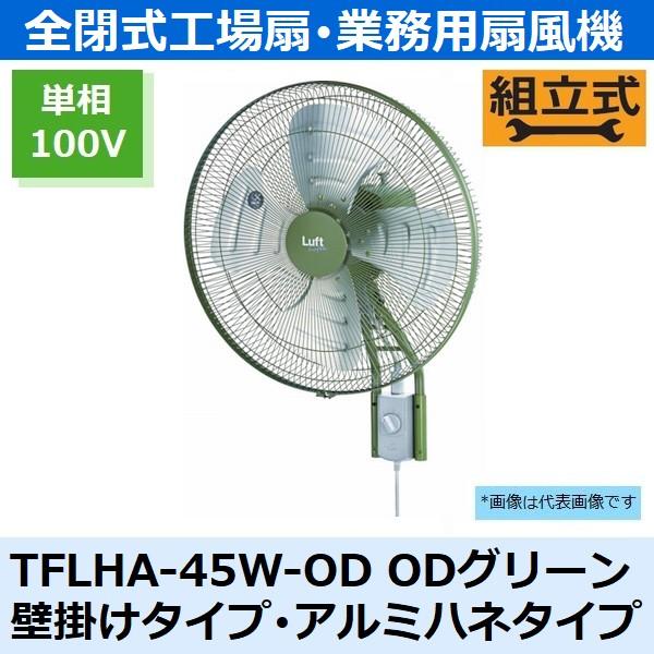 トラスコ 全閉式工場扇・業務用扇風機