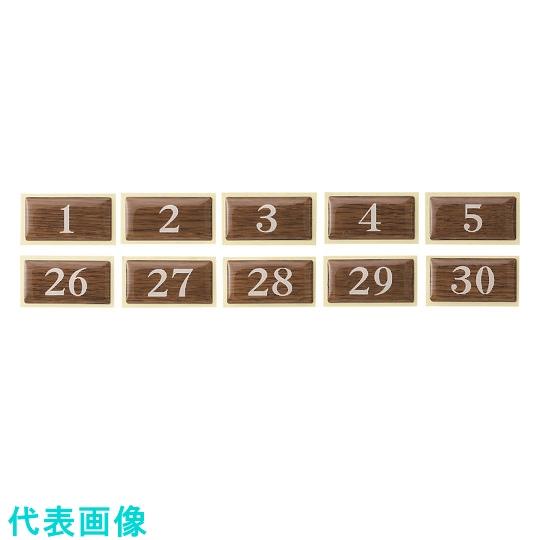 光 ロッカー 激安価格と即納で通信販売 テーブルナンバー オーク 〔品番:BJ24-5〕 事業所限定 1131196 取寄 法人 送料別途見積り 超人気 専門店