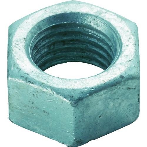 トラスコ中山 気質アップ ナット TRUSCO 正規逆輸入品 六角ナット 溶融亜鉛メッキ 8X11山 11個入 〔品番:B624-0518〕 1162405 W5