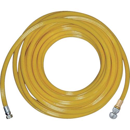 アサダ 高圧洗浄機  アサダ 大水量用3/8 洗管ホース 30/50G・GP用 30m 〔品番:HD26008〕[1356926]1320