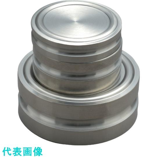 新光電子 はかり 商品追加値下げ在庫復活 ViBRA 円盤分銅 非磁性ステンレス 1KG 〔品番:F1DS-1K〕 F1級 初売り 1650 1528310