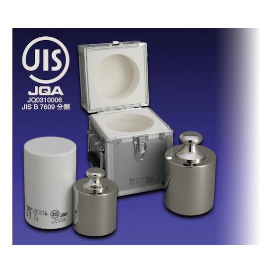 商品追加値下げ在庫復活 定番スタイル 新光電子 はかり ViBRA JISマーク�基準分銅型円筒分銅 非磁性ステンレス 1650 1529805 1KG 〔品番:M1CSB-1KJ〕 M1級