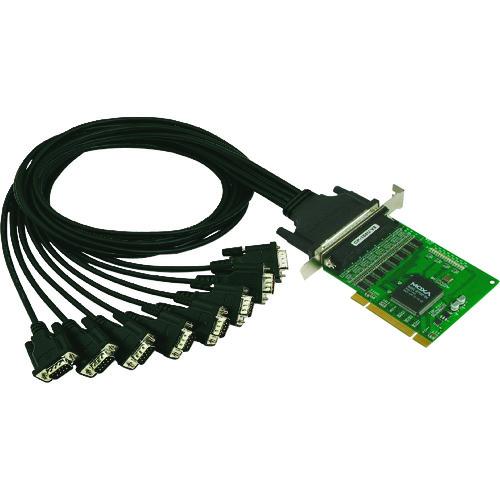 アイ・ビー・エス・ジャパン 通信機器  MOXA CP-168U 〔品番:CP-168U〕[1688081]「送料別途見積り,法人・事業所限定,取寄」