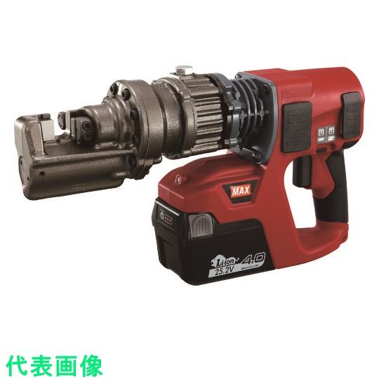 MAX 25.2V充電式ブラシレス鉄筋カッタ PJ-RC161-BC/2540A 〔品番:PJ-RC161-BC/2540A〕[1794260]