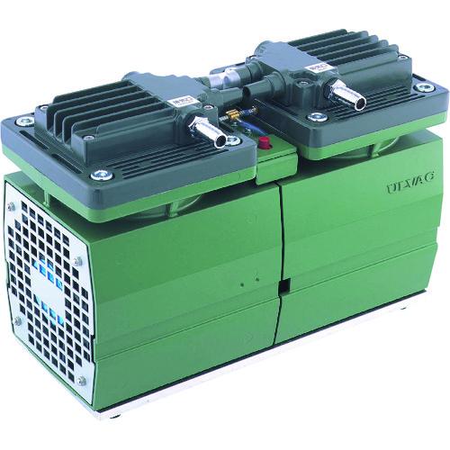 2021新入荷 ULVAC DA-60D単相200V ダイアフラム型ドライ真空ポンプ 排気速度60/72 〔品番:DA-60D〕[1953691]「送料別途見積り,法人・事業所限定,取寄」, BRAN'S おお蔵:01766ff5 --- booking.thewebsite.tech