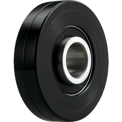 トラスコ中山 35%OFF 樹脂ベアリング TRUSCO ベストローラー 軽荷重用 〔品番:BR-30VV〕 2281601 公式 Φ30 両側突出タイプ