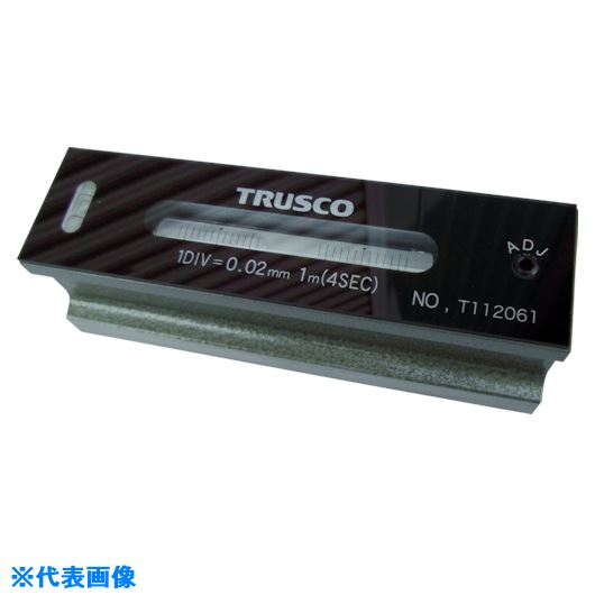 5☆好評 トラスコ中山 スコヤ 水準器 TRUSCO 平形精密水準器 感度0.05 2326736 寸法200 予約 B級 〔品番:TFL-B2005〕