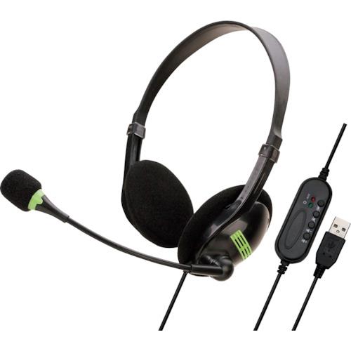 磁気研究所 周辺機器 ハイディスク ヘッドセット 《20個入》〔品番:HD-HSUSB18BK〕 取寄 往復送料無料 激安通販販売 送料別途見積り 法人 事業所限定 2567187×20