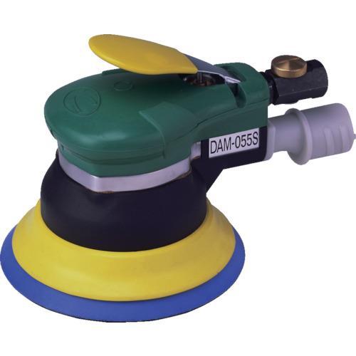 お値打ち価格で 空研 エアサンダー 吸塵式デュアルアクションサンダー 〔品番:DAM-055SA〕 糊付 店舗 2954214