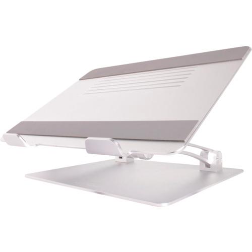 実物 オウルテック 周辺機器 MOTTERU 肩や背中への負担を軽減 自由な角度に調節できるノートPCスタンド ペンタブ 液タブ iPadPro スタンド 直送 シルバー 送料別途見積り 事業所限定 法人 ショップ 〔品番:MOT-PCSTD01-SV〕 3155772