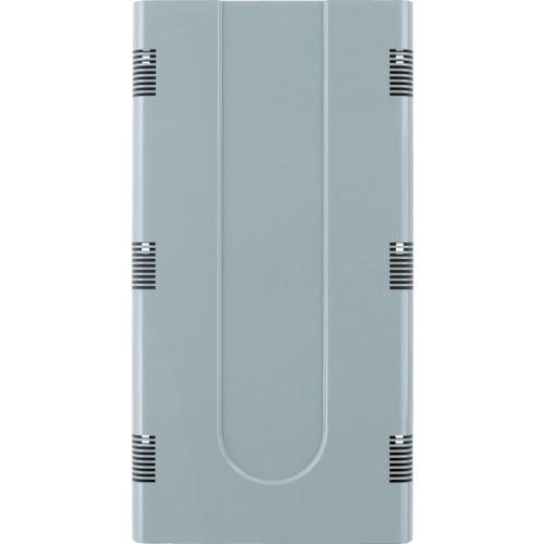 トラスコ中山 スポットエアコン  TRUSCO 後カバー TSグレー TS-25DP・EP 〔品番:5772514000〕[3951171]