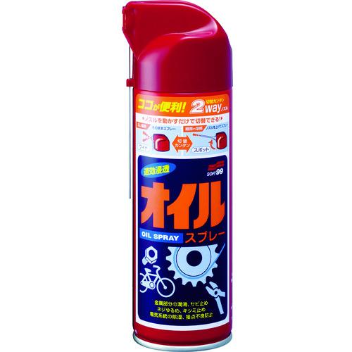 実物 ソフト99コーポレーション 潤滑剤 ソフト99 『1年保証』 ニューオイルスプレー 〔品番:03018〕 4777590