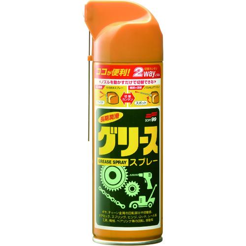 ソフト99コーポレーション 物品 潤滑剤 本日限定 ソフト99 ニューグリーススプレー 4793862 〔品番:03022〕