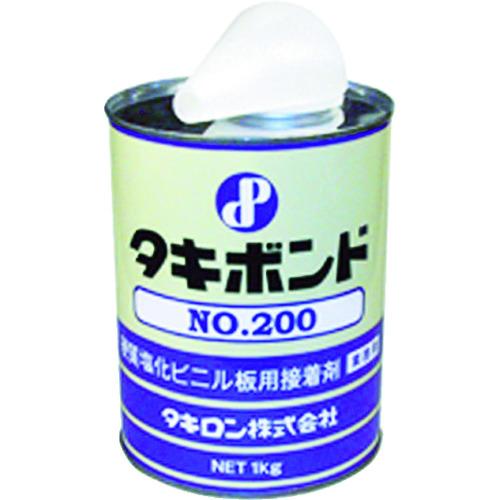 新商品 タキロンシーアイプラス 接着剤1液タイプ タキロン タキボンド200 1KG 〔品番:500180〕 4799852 海外並行輸入正規品