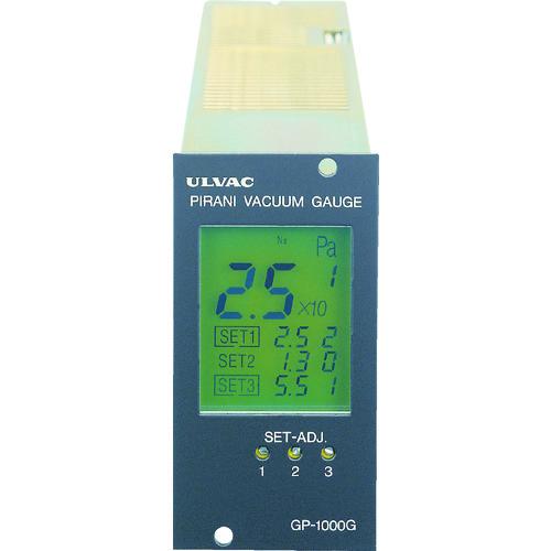 ULVAC ピラニ真空計(デジタル仕様) GP-1000G/WP-02 〔品番:GP1000G/WP02〕[4961285]
