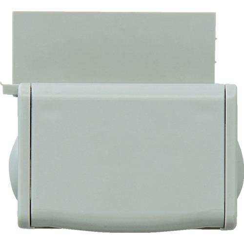 トラスコ中山 ロッカー TRUSCO ダイヤル鍵用目隠しカバー グレー 上等 7693451 激安 激安特価 送料無料 〔品番:ALD-MC-GL〕