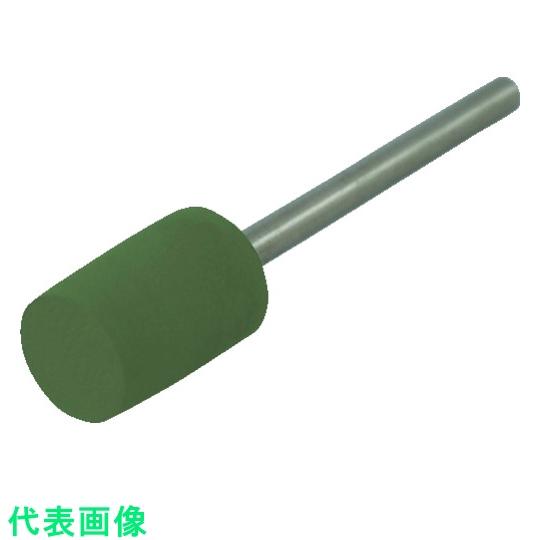双和化成 業界No.1 軸付砥石 SOWA ポラコダイアモンド弾性砥石 15φ×15×6D 新作続 7875541 FH #800 〔品番:PDS1515-0800FH〕
